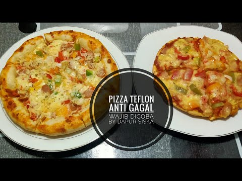 Resep PIZZA untuk Jualan Murah!! Resep Pizza Ekonomis untuk Jualan - Anti Gagal.