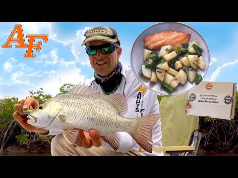 Smoked Fish & Spiced Potato Catch N Cook W Tackle Club Fishing Challenge EP.457