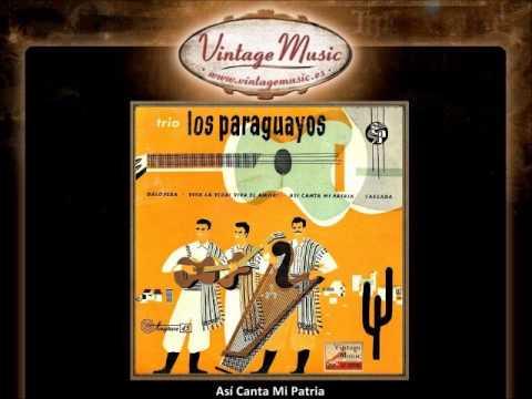 3Trío Los Paraguayos -- Así Canta Mi Patria (VintageMusic.es)