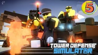 Roblox #5 - Tower Defense Simulator