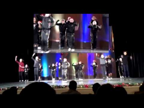 Cats Dance Team Karácsony 2013