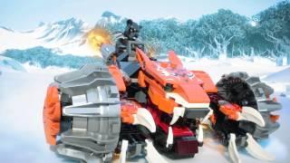 LEGO Chima - 70222 Tormakův Ohnivák