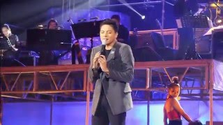Daniel Padilla Performs  in Himig Handog PPop Love Song Finals Night