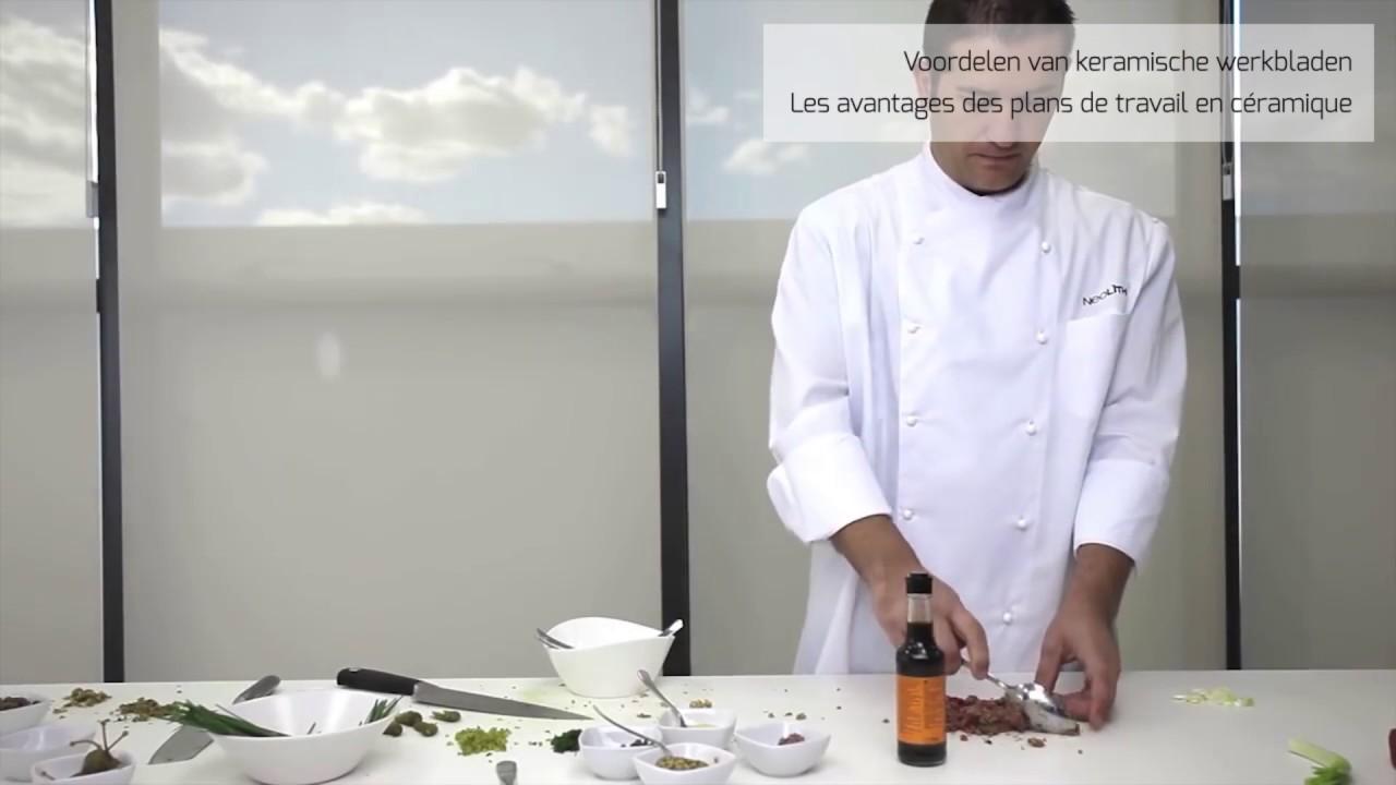 Dovy keukens koken met een neolith keramisch werkblad youtube