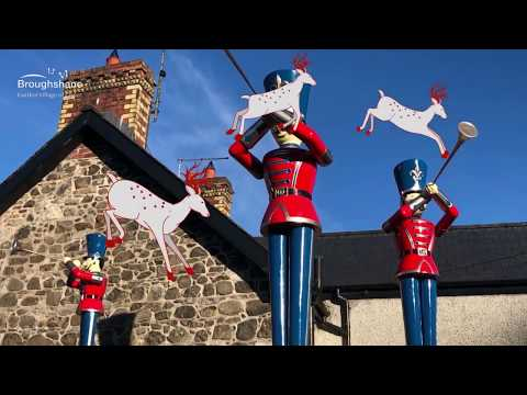 Broughshane Christmas Food And Crafts Fair - 2019