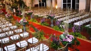 Weddings and Motifs Ceremony Arrangement St. Francis Chapel Fernwood Gardens QC