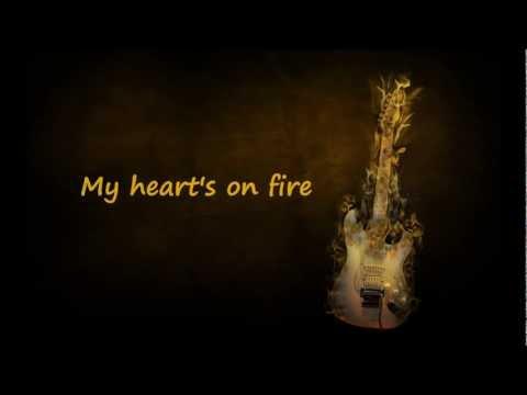 Heart On Fire - Scars On 45 - Lyrics