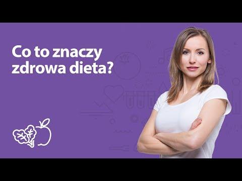 Co To Znaczy Zdrowa Dieta?   Iwona Wierzbicka   Porady Dietetyka Klinicznego