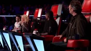 Monique Abbadie Loca The Voice Completo