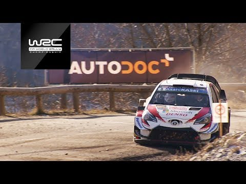 WRC 2019: Official Partner AUTODOC