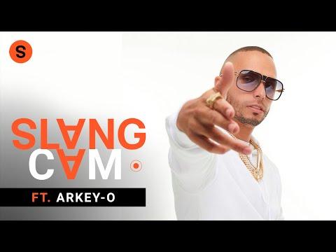 Arkey-O: El ascenso del trap latino y su trabajo con Anuel AA | SlangCam