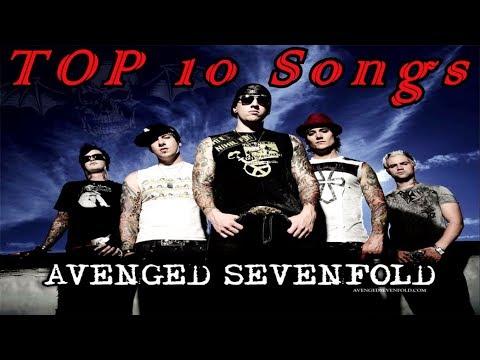 AVENGED SEVENFOLD Top 10 Songs