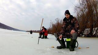 Зимняя рыбалка 2020 2021 ФИНАЛ