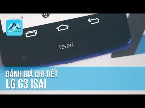 LG G3 ISAI giá bao nhiêu có đáng để sở hữu?