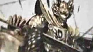 CR牙狼-GARO-魔界樹