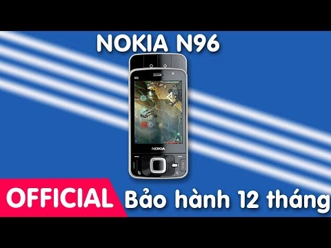 Điện thoại cổ Nokia N96 16G chính hãng tồn kho chỉ có tại http://365ngaymua.com