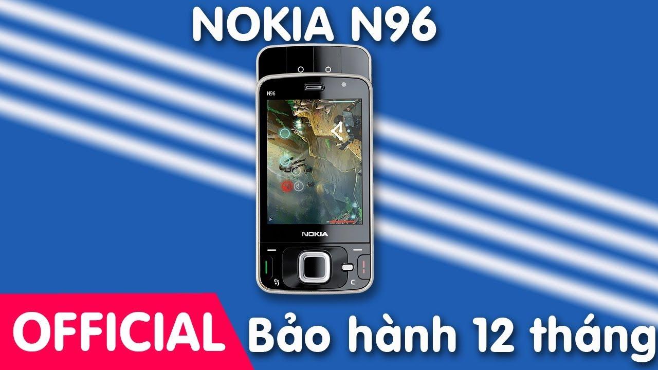 Điện thoại cổ Nokia N96 16G chính hãng tồn kho chỉ có tại http://365ngaymua .com