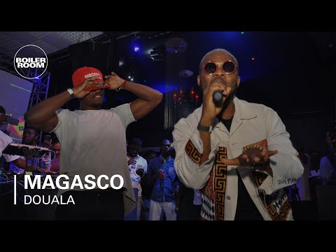 Magasco Boiler Room x Ballantines True Music Cameroon Live S