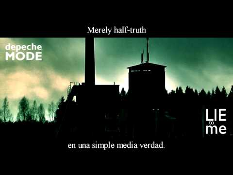 Depeche Mode - Lie to Me (sub English/Español) DTS 5.1 a Stereo