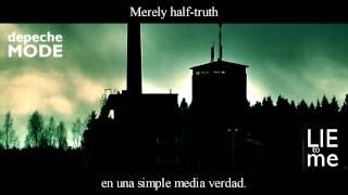 Depeche Mode Lie To Me Sub English Español DTS 5 1 A Stereo