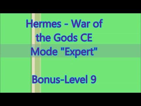 Hermes - War of the Gods CE Bonus-Level 9 |