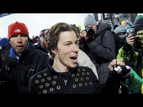 Snowboarding Star Shaun White: Clothes, Music, Olympics