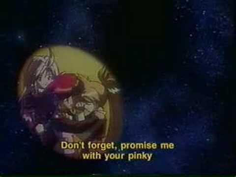 Galaxy Fraulein Yuna Return ep 3 part 4 dub