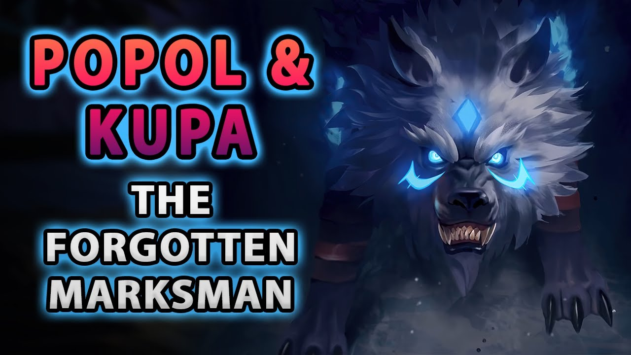 The Forgotten Marksman, But His Pet is Actually a Beast   Mobile Legends