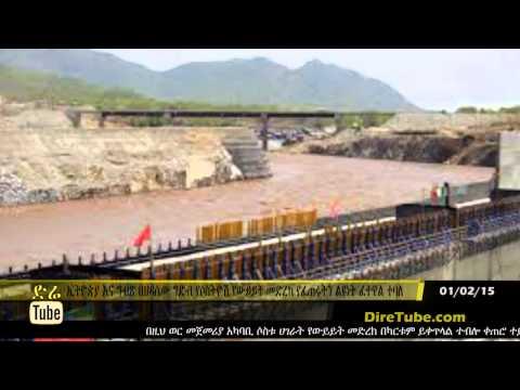 DireTube News - Egypt, Ethiopia settle dispute over Nile dam study