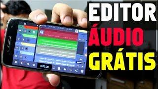 App de Gravação e Edição para Celular (Grave seu Instrumento )