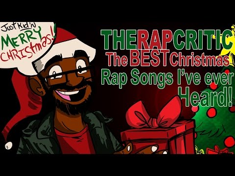 The Best Christmas Rap Songs I've Ever Heard