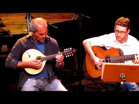 Songbook do Choro Curitibano | Wilson Moreira - Crepúsculo @ Teatro Paiol