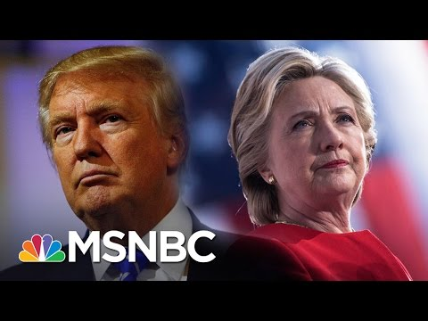 Few Precedents For Popular Vote Gap Like 2016 Presidential Election | Rachel Maddow | MSNBC
