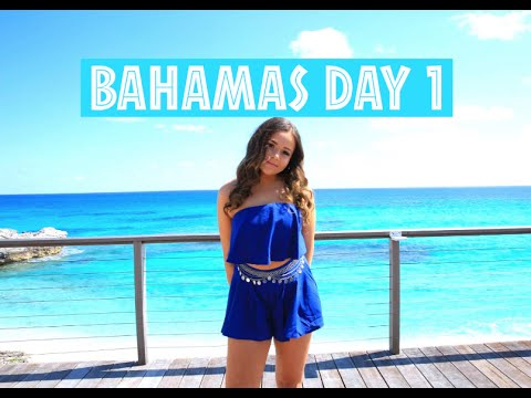 GOING TO THE BAHAMAS! | HeyItsSarai