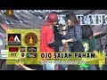 SYAHIBA SAUFA feat James AP Smpt - OJOK SALAH PAHAM - AA JAYA (Live) SIDOREJO