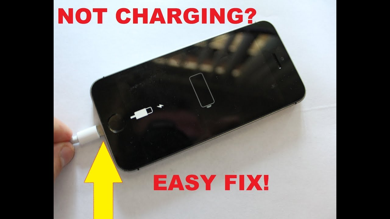 Le Iphone How To Fix Loose Charging Not At All