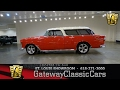 1955 Chevrolet Nomad stock #7155 Gateway Classic Cars St. Louis Showroom