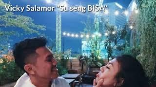 Download Lagu Ambon  Terbaru Vicky Salamor-  Su seng Bisa  [Video Lyric]