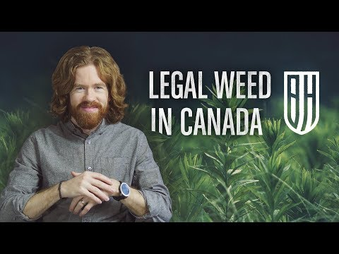 Legal Cannabis in Canada - Will I Join In?