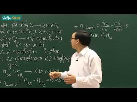 Hiđrocacbon no   phần 2