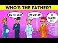 14 Short Riddles For Your Daily Brain Wo