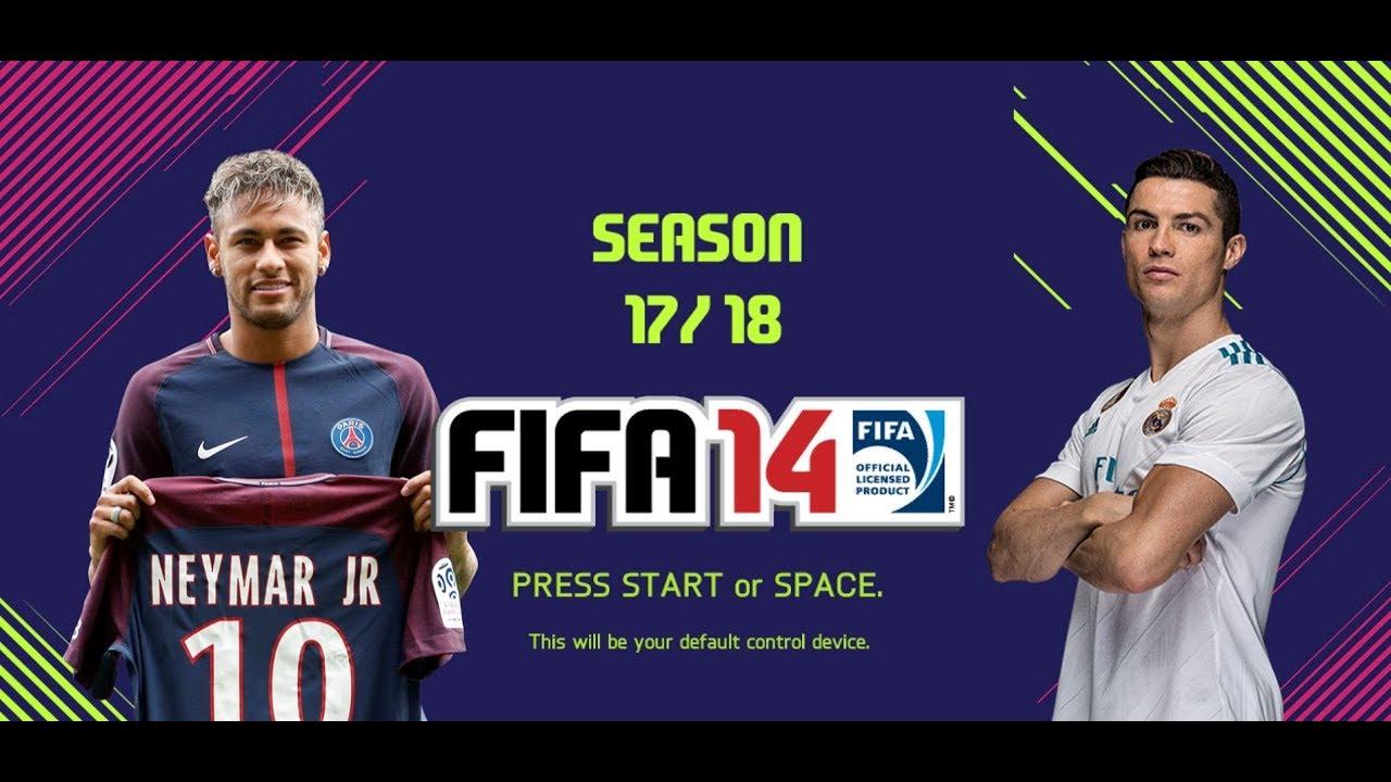 Fifa 14 с модами скачать