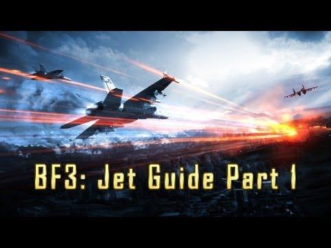 Battlefield 3: Jet Guide/Tutorial Part 1: Ausrüstung und Steuerung (Deutsch/German)