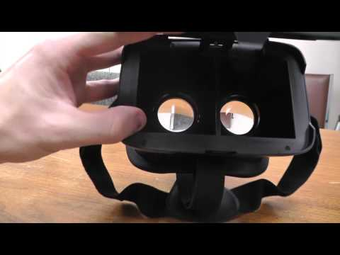 How to use the Dynamic Virtual Viewer -  3D VR Glasses VR Headset [TUTORIAL]
