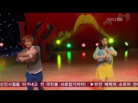 Dream High 2: JB & Kang Sora - Bobbed Hair/Short Hair ( Episode 12 cut )