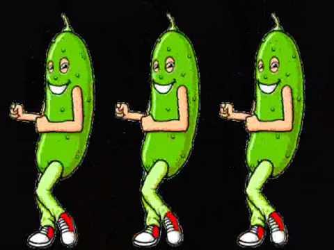 dancing pickles - YouTube