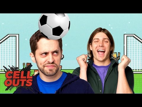 SOCCER PHYSICS DESTROYS FRIENDSHIPS (Cell Outs)