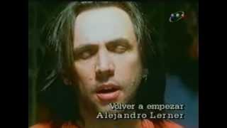 Alejandro Lerner - Volver A Empezar [Music Videoclip HQ]