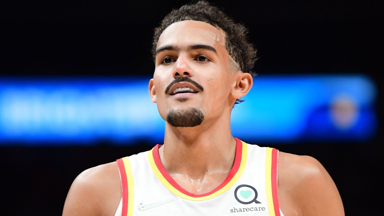 Trae Young DIMING All His Hawks Teammates Showing No Rust Early On! 🔥