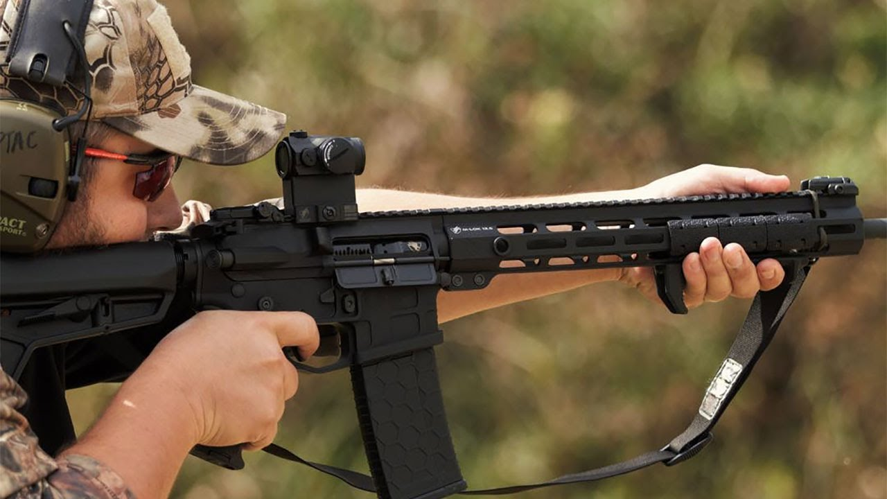 Our AR-15 Sling Setups - YouTube 20939698d